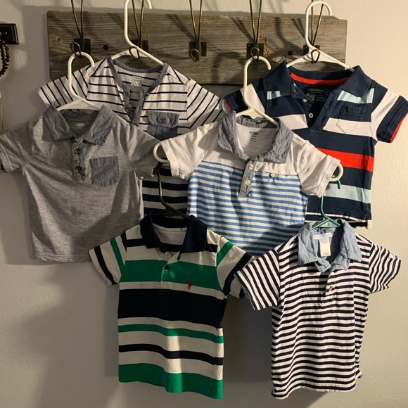 Old Navy Other - Bundle of 6 boys shirts
